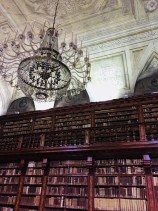 National Braidense Library, Milan.