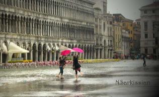 Dancing in High Water, Venice.