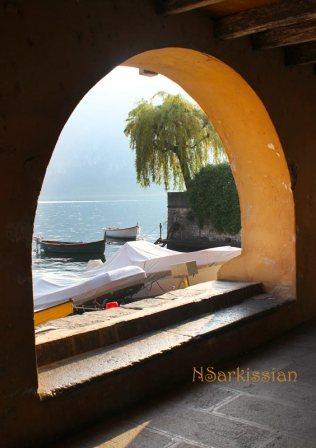 End of Summer, Lake Como.